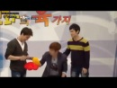[Eng Sub] Shinhwa Broadcast Ep. 11 Extra Scenes - Punishment Time